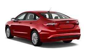 Ford Fusion Reviews And Rating Motor Trend - Ford fusion exterior colors