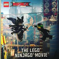 LEGO Ninjago Movie Garmadon & Lloyd : lego