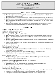 education resume examples education section