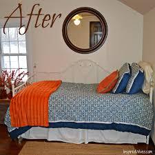 Orange And Blue Bedroom Orange And Blue Bedroom