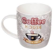 <b>Кружка керамическая</b> Бодрое утро Coffee house DNN, 350 мл в ...