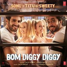 Bom Diggy Diggy MP40 Song Download Sonu Ke Titu Ki Sweety Song On Magnificent Dam Degge Hndi Sung