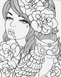 33 Wild Free Printable Coloring Pages For Adults Advanced Paigehohlt