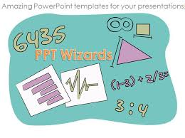 Math Templates Wonderful Math Powerpoint Template Ppt Wizards
