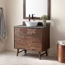 danenberg vessel sink vanity  bathroom