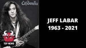 80s Glam Rock Band Cinderella, Dies ...