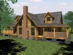 log cabin floor plans project build