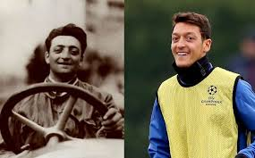 The two men have a very striking resemblance. Celebrity Reincarnations 6 Celebrities Who Look Remarkably Like People In History