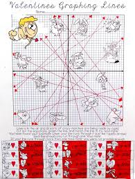 Valentine's Day Math / Algebra Activity   Algebra activities ...