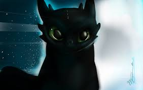 toothless the night fury by m3daydream5 on deviantart