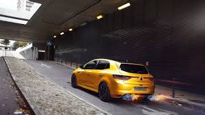 2018 renault megane gt. delighful megane 2018 renault megane rs rear three quarters rendering second image in renault megane gt