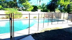 metal pool fence with timber posts ornamental aluminum s home depot plastic mesh fencing swimm metal pool fence