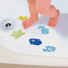 bathtub design chic photo non slip bathtub appliques slipbath stickers decals bath fine skid adornment