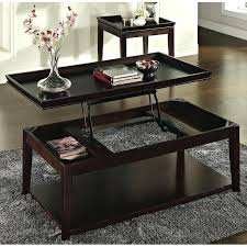 cherry lift top coffee table cherry brown lift top coffee table steve silver company nelson lift