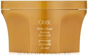 Oribe Cote d'Azur Polishing Body Scrub - <b>Полирующий скраб для</b> ...