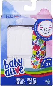 Đồ chơi tả giấy cho búp bê Baby Alive – tiNiStore.com