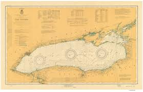 White Lake Ontario Depth Chart New York Historical Nautical Charts
