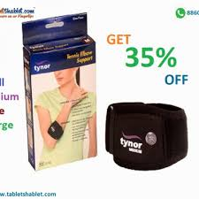 Save 35 Off On Tynor Tennis Elbow Support Tynor Tennis