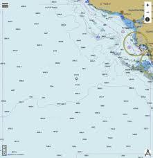 Pike Chart Gulf Of Papua Pike Shoal To Caution Bay Marine Chart