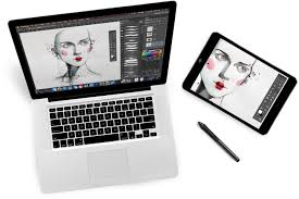 two former apple engineers have today launched astropad an app for apple s ipad and mac computer that turns the former into a drawing tablet for the latter