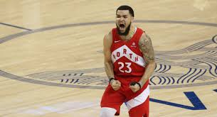 Fred VanVleet puts contract situation ...