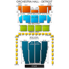 Detroit Symphony Orchestra Home For The Holidays Detroit
