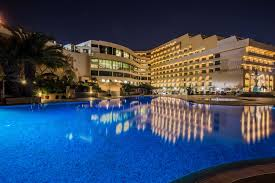 hotel outdoor pool. Outdoor Pool At Night Hotel