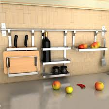 Great Kitchen Wall Hanging Storage Wall Mounted Kitchen Storage Kitchen  Ideas
