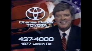Charles Barker Toyota commercial (2002) - YouTube