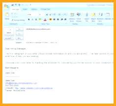 Sample Letter To Send Resume Sample Email Cover Letter For Sending Resume What Should I Write In