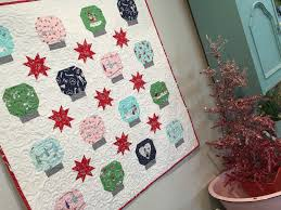 Snow Globe Jars Quilt Pattern & This quilt measures approximately 39″ square which is the perfect size to  hang on the wall, place on a table or flop over a couch! Adamdwight.com