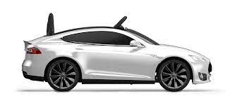 Tesla Model S For Kids By Radio Flyer Boasts The Exhilarating Performance Of A Tesla And Features The Longest Run Time And Fastes Tesla Car Tesla Tesla Model S