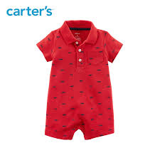 Red Carter Size Chart Carters 1 Piece Baby Children Kids Clothing Boy Summer