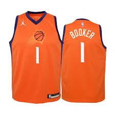Get all of david gardner's columns as soon as they're published. Phoenix Suns Devin Booker Equality Orange 1 Jersey Statement Edition