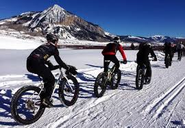 6 reasons we can t get enough of fat biking bicycling