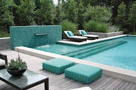 Wooden Pool Decks Swimming Pool Swimming Pool Deck Design Idea For Personal And