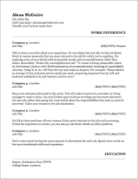 linkedin resume format resume formats find the best format or outline for you