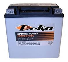 Deka Battery Cross Reference Chart Harley Davidson 65948 00 Battery Replacement