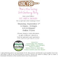 mom s gift gathering parties