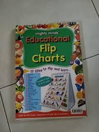 Educational Flip Charts Books Stationery Childrens