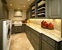 to complement the rest of the room s style many people are also beginning to use natural stone such as granite to create these counters