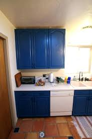Dark Blue Cabinets Blue Painted Kitchen Cabinets Cheap Navy Blue