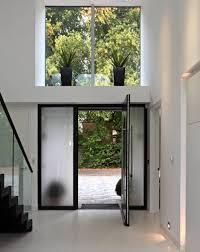 glass door type