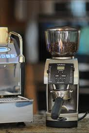 Alright, once you have your grounds ready to go, leave them in the grinder. Baratza Vario Burr Coffee Grinder 230 Grind Settings Coffee Bean Grinder Coffee Grinder Coffee