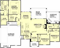 2200 Sq Ft House Plans