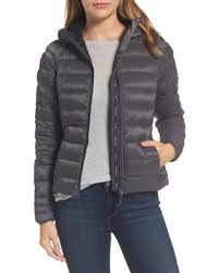 Women s Canada Goose  Brookvale  Packable Hooded Quilted Down Jacket, Size  Small (2