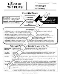 lord of the flies archetypes archetypal criticism by top writing lord of the flies archetypes archetypal criticism