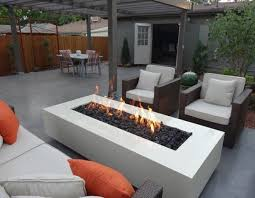 18 Best Images About Outdoor Living On Pinterest  Gardens Fire Modern Fire Pit