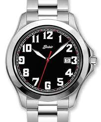 quartzline black arabic a9339w b blk belair men diver wrist watch