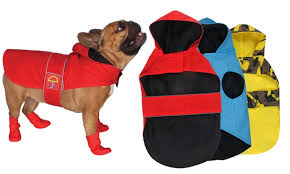 Jelly Wellies Raincoats For Dogs Groupon Goods